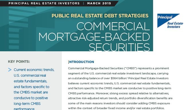 real estate finance: mortgage backed securities essay The second kind, called collateralized mortgage obligation mortgage obligations (cmos) or real estate mortgage investment conduits (remics) are more complicated these securities essentially take the interest and principal payments from several mbs and create additional securities with varying maturities and coupons.