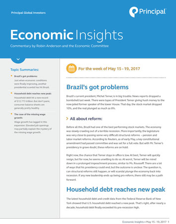 economic insights