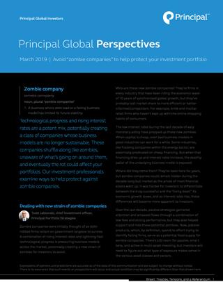 Principal Global Perspectives