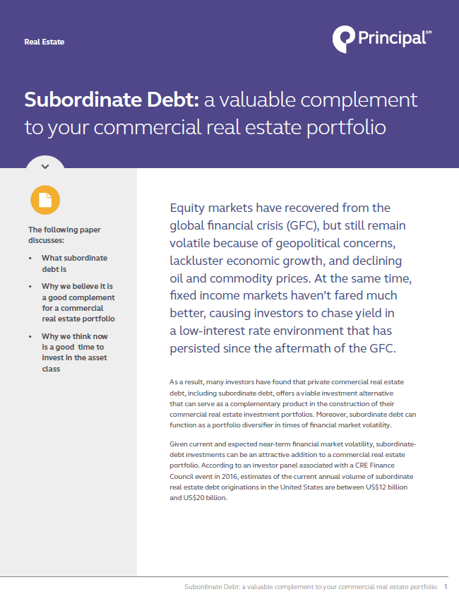 Strategy subordinated debt – worth a look for yield-starved.