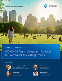 COVID-19 flight: No great migration but a catalyst to existing trends