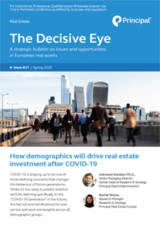 Thumbnail: The Decisive Eye - Spring 2020