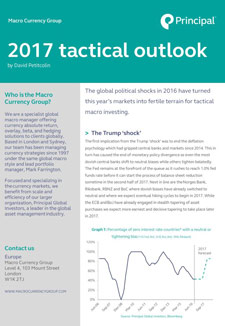 2017 tactical outlook - Macro Currency Group