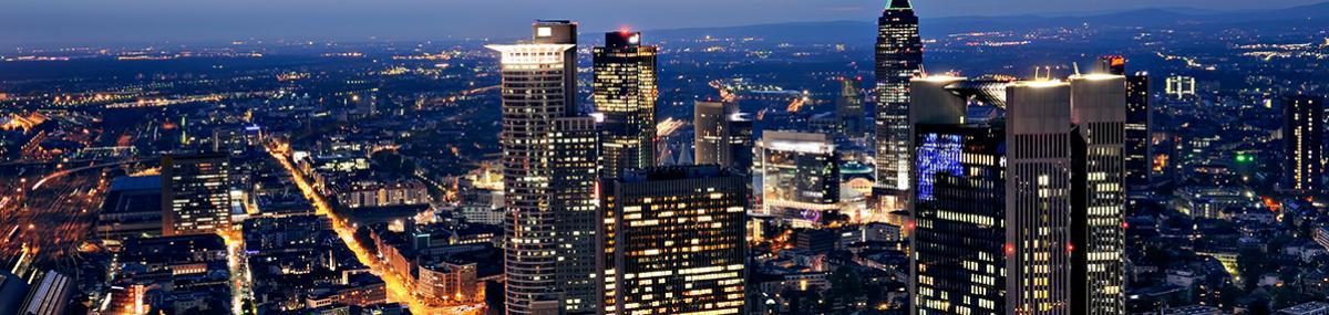 Principal Real Estate Europe - Frankfurt Skyline