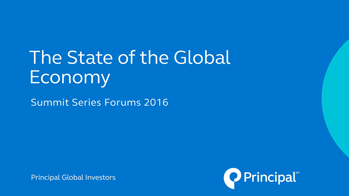 state of global economy