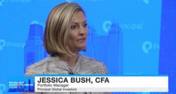 Jessica Bush on AssetTV