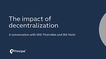 The impact of decentralization